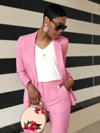 pink suit 1