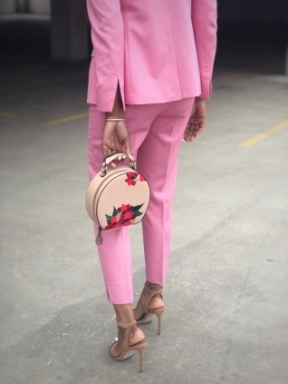 pink suit 2